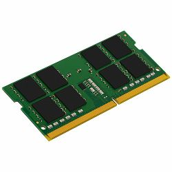 Kingston DRAM 32GB 2666MHz DDR4 Non-ECC CL19 SODIMM 2Rx8 EAN:740617304398