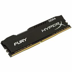 Kingston DRAM 16GB 3200MHz DDR4 CL18 DIMM HyperX FURY Black EAN: 740617278163