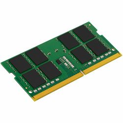 Kingston DRAM Notebook Memory 32GB DDR4 2666MHz SODIMM, EAN: 740617304572