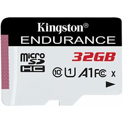 Kingston microSD High End., R95MB/s W30MB/s, 32GB