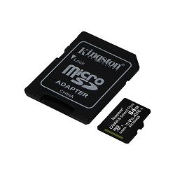 Kingston microSDXC, Select plus, Class10, 64GB
