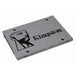 Kingston SSD UV400, R550/W490,120GB, 7mm, 2.5