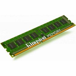 KINGSTON ValueRAM DDR3 Non-ECC (4GB,1333MHz,SRx8) CL9