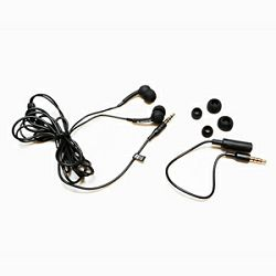 Lenovo in ear headset P165 (black)
