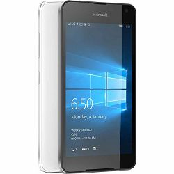 Microsoft Lumia 650 LTE White Light Silver Dual Sim