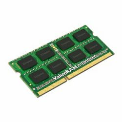 Mobile Memory Device KINGSTON ValueRAM DDR3 SDRAM Non-ECC (4GB,1600MHz(PC3-12800),Single Rank,Unbuffered) CL11