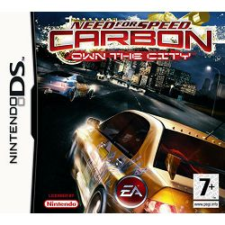 Need For Speed:Carbon Own The City DS