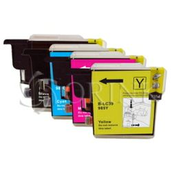 Orink tinta Brother LC-985/1100XL,  plava
