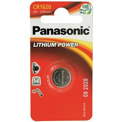 PANASONIC baterije male CR1620L/1BP