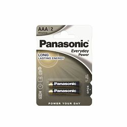 PANASONIC baterijeLR03EPS/2BP