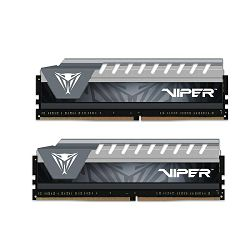 Patriot V Elite DDR4, 2666Mhz,(2x 4GB),8GB,CL16,GY