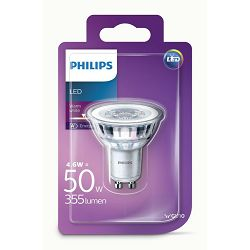 Philips LED žarulja, GU10, topla, 50W, 36 st.