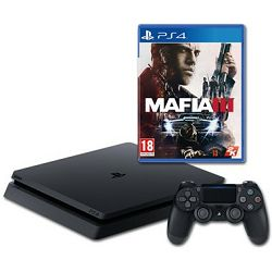 PlayStation 4 1TB Slim D chassis + Mafia 3