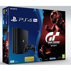PlayStation 4 Pro 1TB A chassis + Gran Turismo Sport