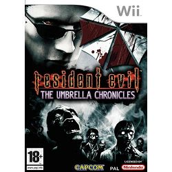 Resident Evil:The Umbrella Chronicles Wii