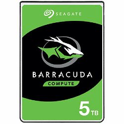 SEAGATE HDD Mobile Barracuda Guardian (2.5/ 5TB/ SATA 6Gb/s/ rmp 5400)