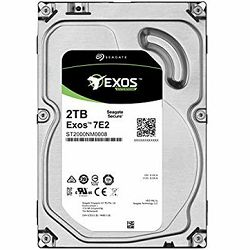 SEAGATE HDD Server Exos 7E2 512N (3.5/2TB/128m/SATA 6Gb/s/7200rpm)