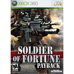 Soldier Of Fortune X-BOX360