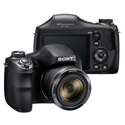 Sony DSC-H300B crni/ 20Mp/ 35x /720p/ 3