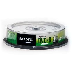 Sony DVD+R 4.7GB 16x