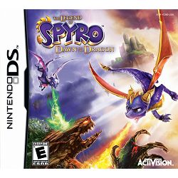 Spyro:Dawn Of The Dragon DS
