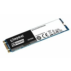 SSD Kingston 240GB A1000 M.2 2280 NVMe