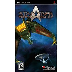 Star Trek:Tactical Assault PSP