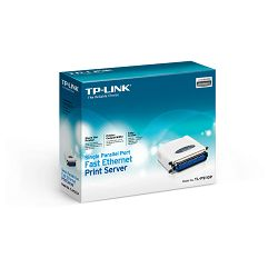 TP-Link TL-PS110P, parallel port print server