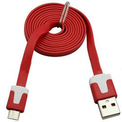 USB data kabel flat Micro USB