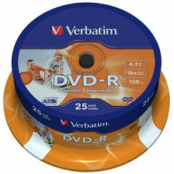 Verbatim DVD-R16x Photo Printable