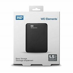 WD Elements 1.5TB Portable 2,5