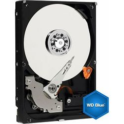 Western Digital HDD, 2TB, 5400 rpm, CaviarBlue