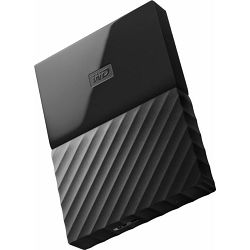 Western Digital 2TB, My Passport black