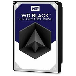 Western Digital HDD, 4TB, 7200rpm, SATA, 128MB