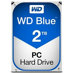 Western Digital Blue 2TB, 3,5
