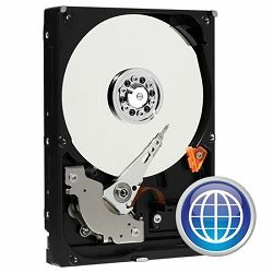Western Digital HDD, 1TB, 7200rpm, Caviar Blue