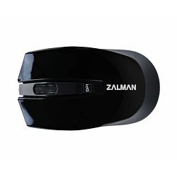 Zalman mouse ZM-M520W, black