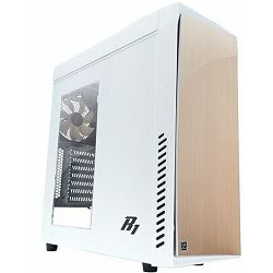 Zalman mid tower case white