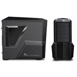 Zalman mid tower case black