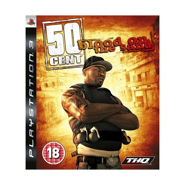 50cent : Blood On The Sand PS3