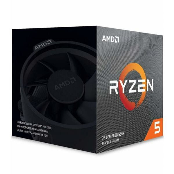 AMD Ryzen 5 3600X Box, AM4