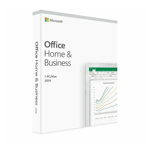 Microsoft Office Home Business 2019, ENG