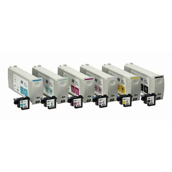 Tinta HP C4951A (no. 81)