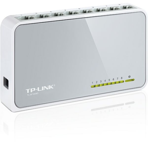 TP-Link 8-Port 10 100Mbps Desktop Switch