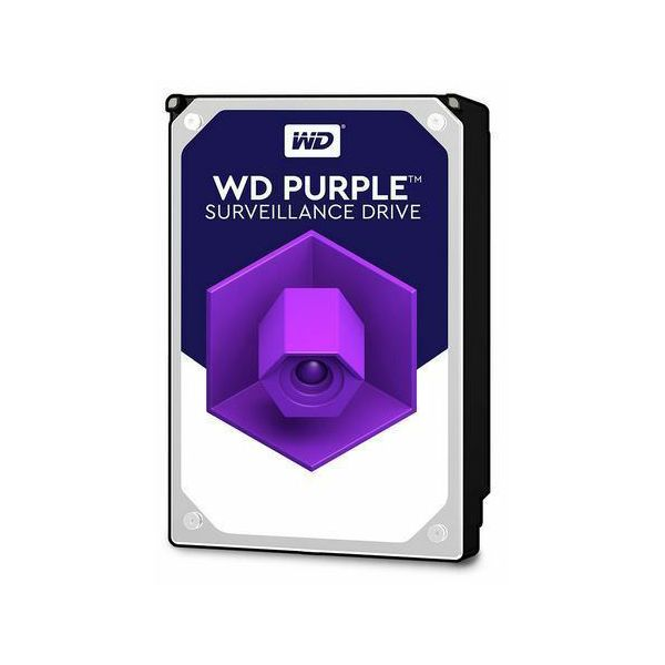Western Digital HDD, 8TB, Intelli, WD Purple